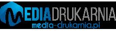 Media - drukarnia / Studio reklamy - Logo
